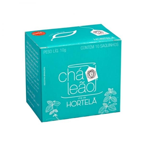 Chá Hortelã Leão c/ 10 saquinhos