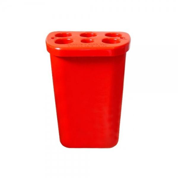 Dispensador Plástico para Copos LE22 Scalfo