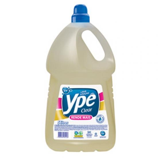 Detergente Ypê Clear