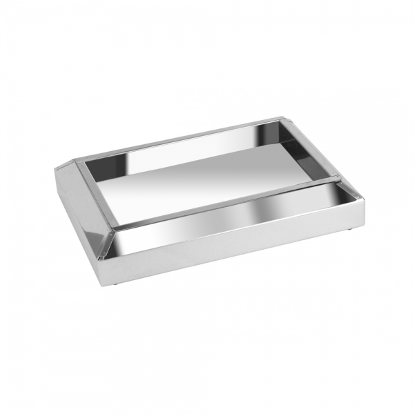 Cinzeiro de Chão em Aço Inox C10 Scalfo