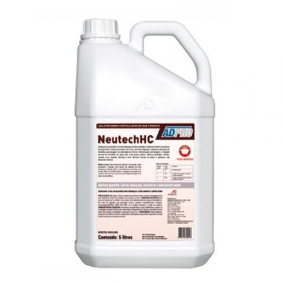 Detergente Neutech Doméstico ADPRO