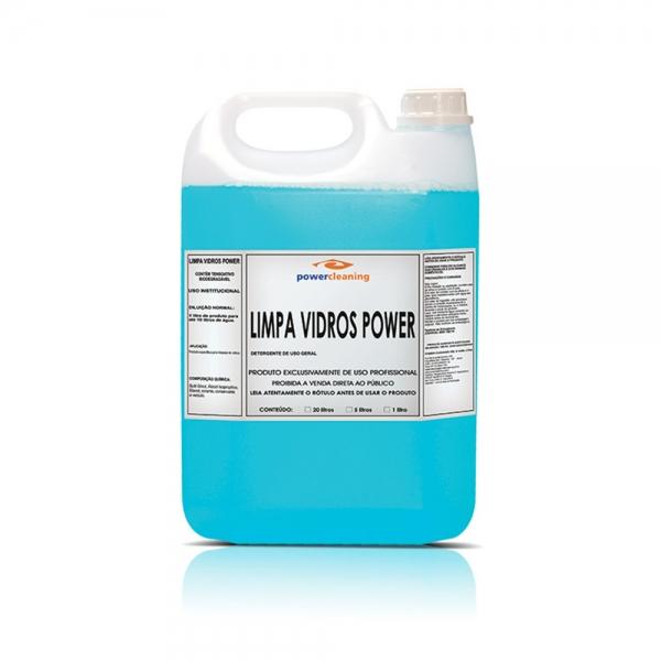 Limpa Vidros Power Cleaning