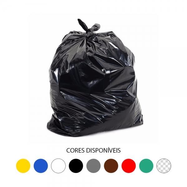 Saco de Lixo 40 litros