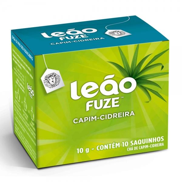 Chá de Erva Cidreira Leão c/ 10 saquinhos