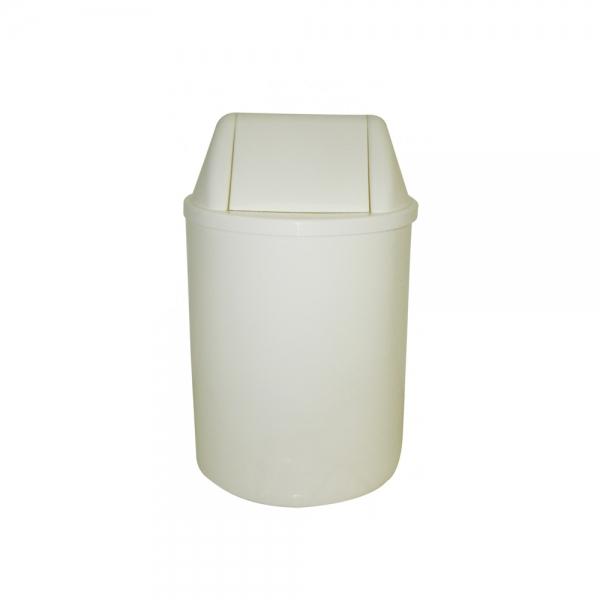 Lixeira Plástica 12lts Tampa Basculante EB9 Scalfo