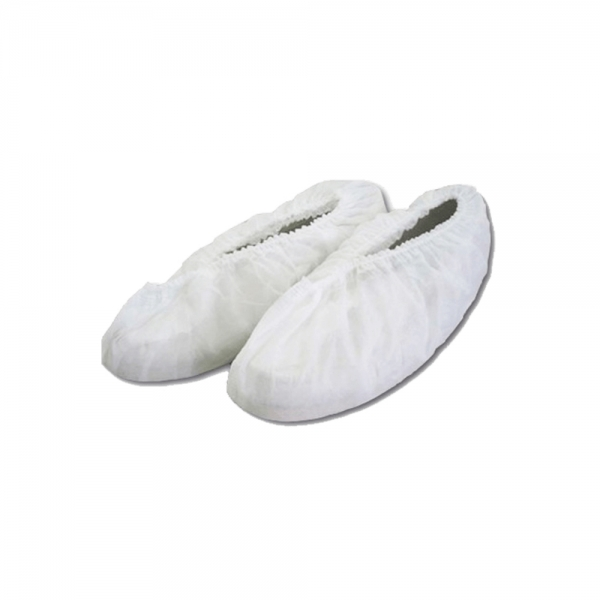 Sapato Descartável Branco c/  100 un Propé