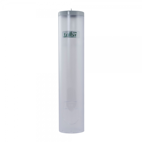 Dispenser Acrílico p/ copo água  180/200ml T-0506N Trilha