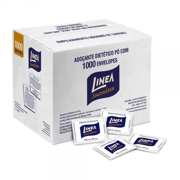 Adoçante em Pó Linea Sucralose c/ 1000