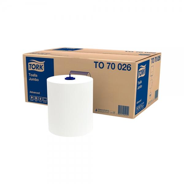 Papel Toalha Bobina Advanced Tork 70026