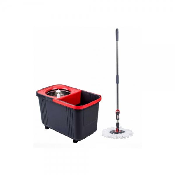 Conjunto Balde Espremedor Mop Mágico 8,0 Lts SP9090 Super Pro Bettanin