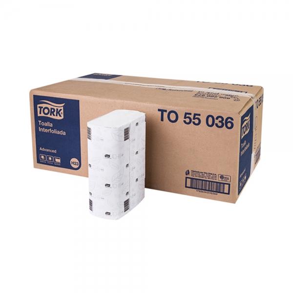 Papel Toalha Interfolhado Advanced Tork 55036