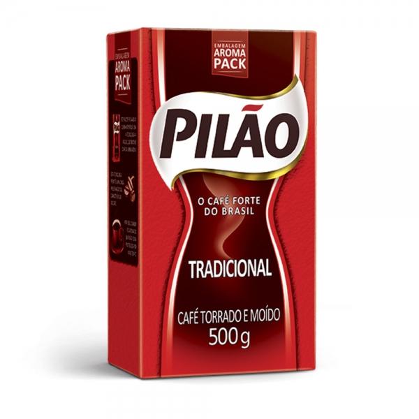 Café Pilão A Vácuo 500g