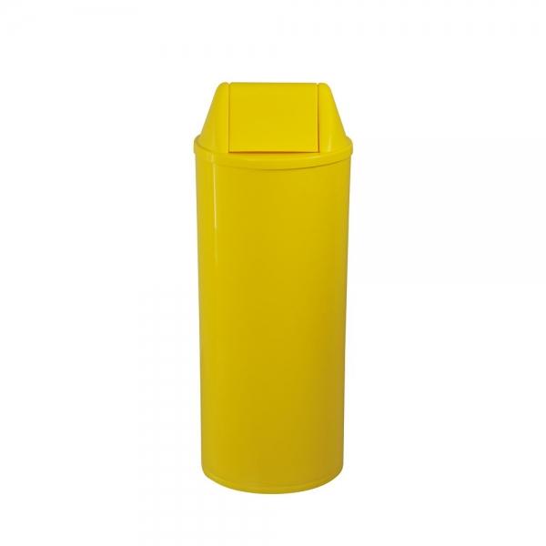 Lixeira Plástica 22lts Tampa Basculante EB12 Scalfo