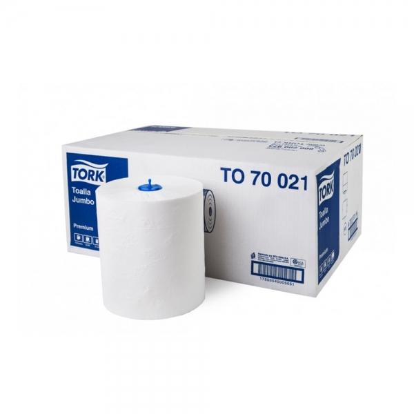 Papel Toalha Bobina Premium 70021 Tork