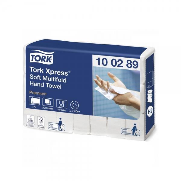 Papel Toalha Interfolhado Premium Tork