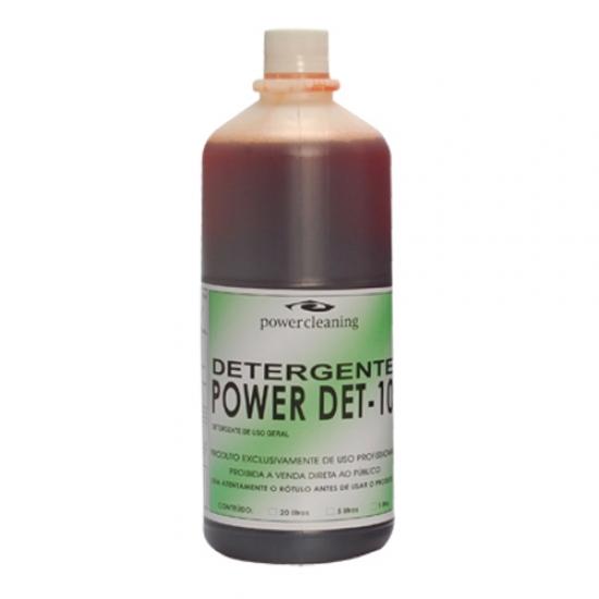 Detergente 1 Litro DET 10 Power Cleaning
