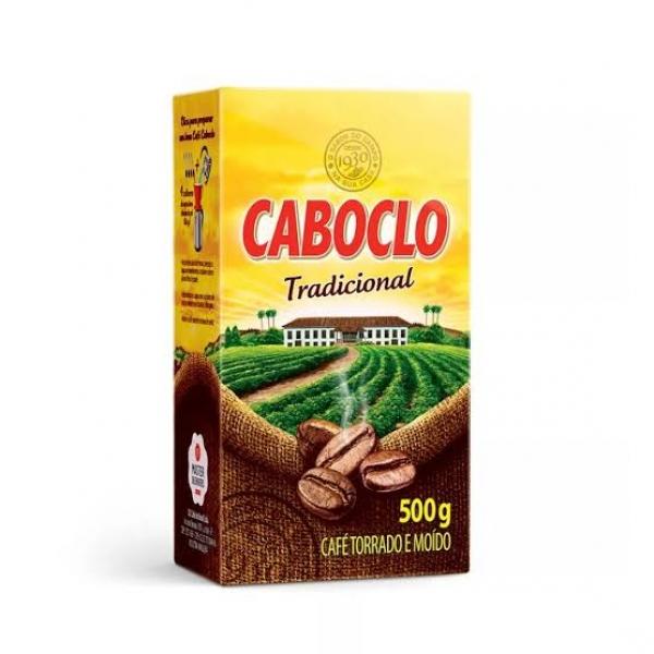 CAFÉ CABOCLO TRADICIONAL A VÁCUO 500G