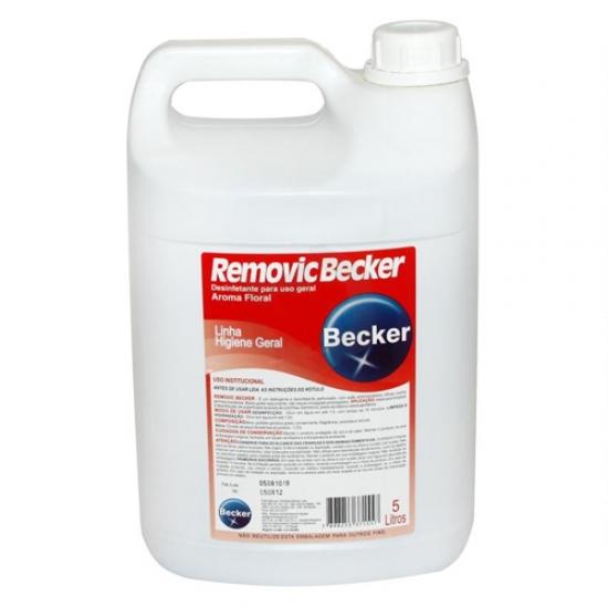 Desinfetante Removic Becker