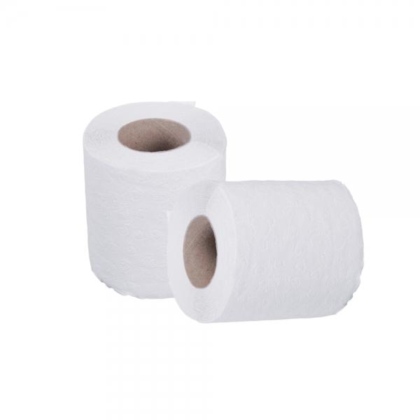 Papel Higiênico Branco Comum c/4